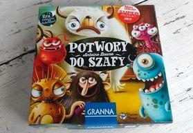 """""""Potwory doszafy"""" – nowe pomysły naużycie gry wedukacji dot. emocji"""